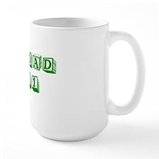 New Dad 2011 flat Mug