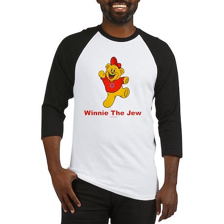 Winnie tHe Jew flat Baseball Jersey