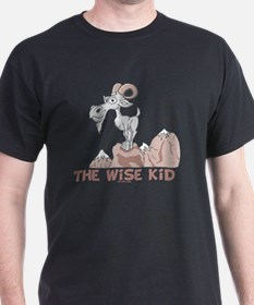 Wise Kid flat T-Shirt