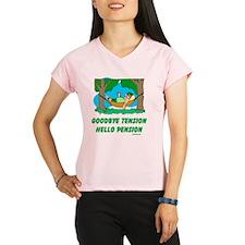 Hello Pension flat Performance Dry T-Shirt