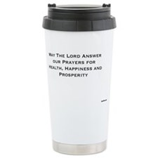 Isert Wall 2 Travel Mug