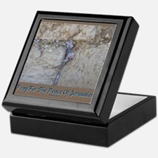 Peace Jerusalem 1 Keepsake Box