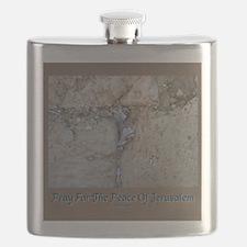 Peace Jerusalem 1 Flask