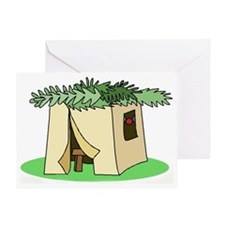 Sukkah Greeting Card