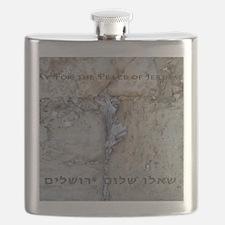 Pray Jerusalem 3 Flask