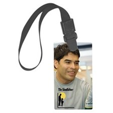 The Goodfather Luggage Tag