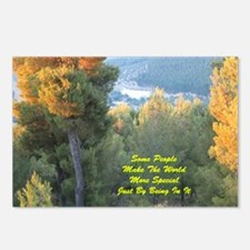 Jewish New Year Wishes Fo Postcards (Package of 8)
