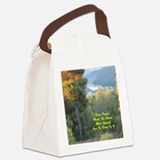 Jewish New Year Wishes For Someon Canvas Lunch Bag
