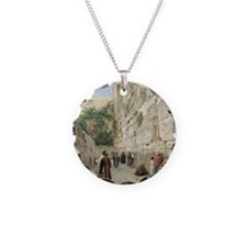 Jerusalem Peace  Necklace