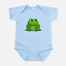 Cute Froggy Body Suit