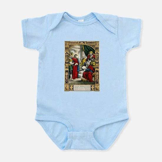 Christ before Pilate - 1847 Infant Bodysuit