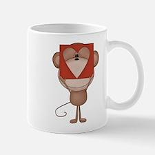 Love you Monkey Mug