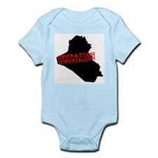 Operation Imperialism Infant Bodysuit