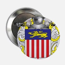 """Longford Coat of Arms - Family Crest 2.25"""" Button"""