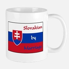 Slovakian by Marriage Mug