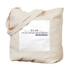 Gilmore Girls Knitathon Tote Bag