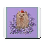 Yorkshire Terrier - YORKIE Mousepad