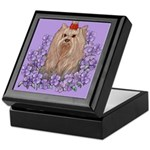 Yorkshire Terrier - YORKIE Keepsake Box