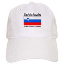 Slovenian Parts Baseball Cap