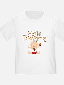 Babys1stThanksgivingBaby T-Shirt
