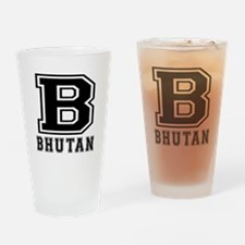 Bhutan Designs Drinking Glass