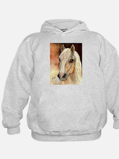 Palomino Horse Hoodie