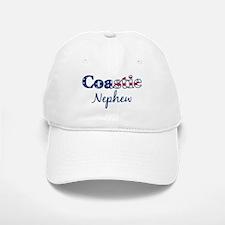 Coastie Nephew (Patriotic) Baseball Baseball Cap