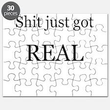 Shit Just Got Rea Puzzle