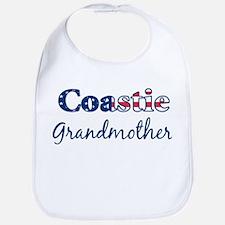 Coastie Grandmother (Patrioti Bib