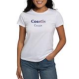Coastie Women's T-Shirt