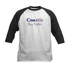 Coastie Big Sister (Patriotic Tee