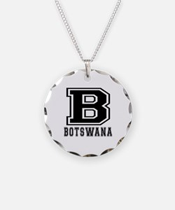 Botswana Designs Necklace