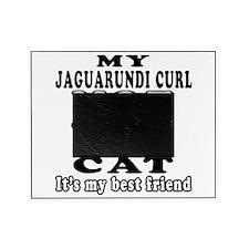 Jaguarundi curl Cat Designs Picture Frame