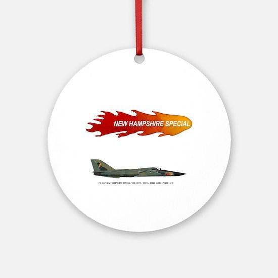 FB-111A Ornament (Round)