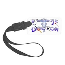 doctor Small Luggage Tag