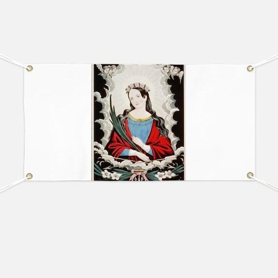 St. Philomena - 1845 Banner