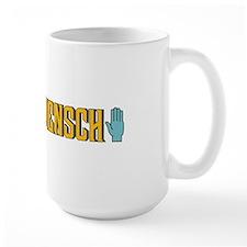 You Da Mensch Coffee Mug