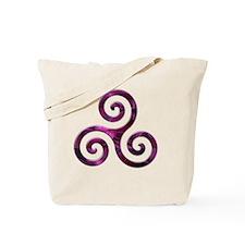Triskele2 Tote Bag
