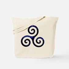 Triskele3 Tote Bag