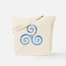 Triskele8 Tote Bag