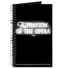 The Phantom of the Opera 1925 Journal