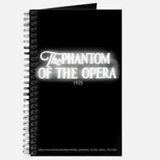 The Phantom of the Opera 1925 Journal