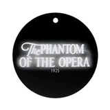 Phantom of the opera photo album Ornaments
