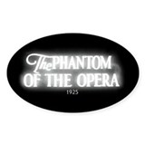 Phantom of the opera Bumper Stickers