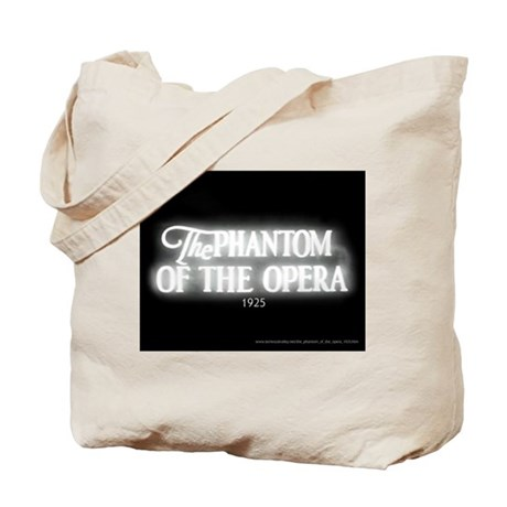 The Phantom of the Opera 1925 Tote Bag