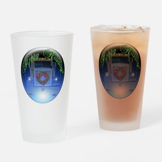 Ornament Drinking Glass