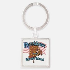 Providence Square Keychain