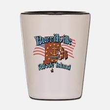 Burrillville Shot Glass