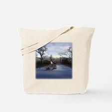 horsesrun Tote Bag