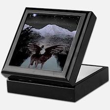 wolf3 Keepsake Box